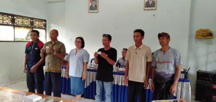 Rapat Pleno Penetapan Calon BPD Tukadmungga